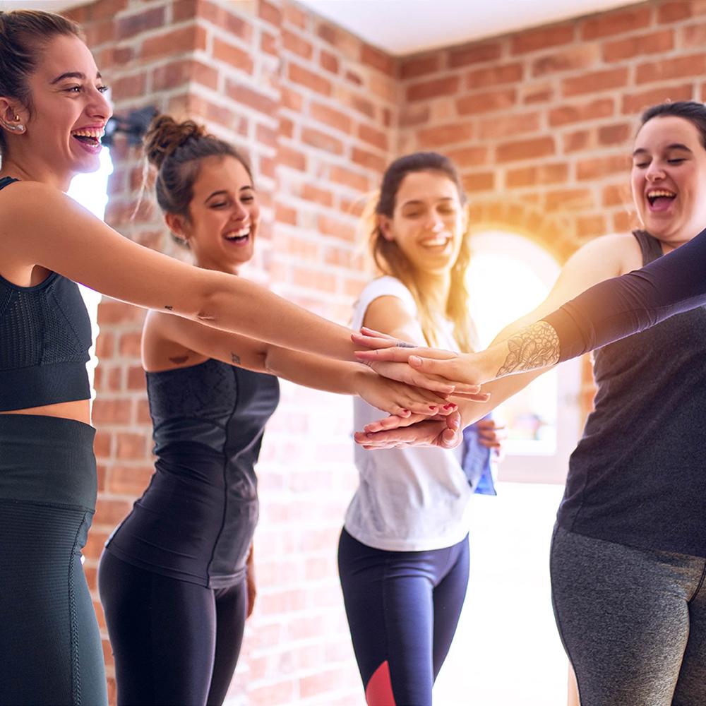 Molly Pflederer: Fitness Community